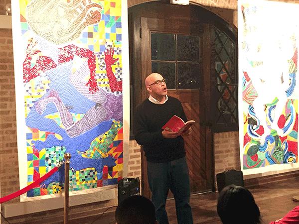 Willie Perdomo Helps Celebrate  Batey Urbano 11th Anniversary