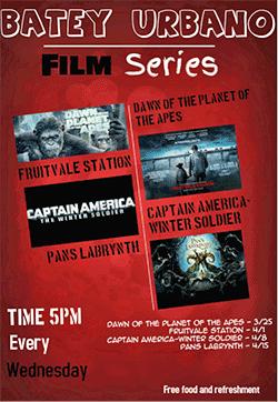 Batey Urbano Film Series