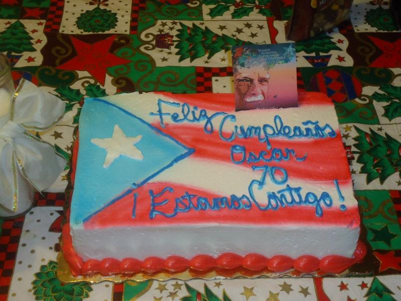 OSCARs Birthday Celebrated in Orlando Puerto Rican Cultural Center