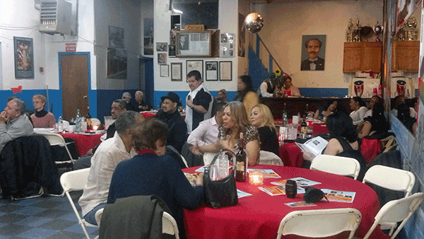 El Maestro Celebrates Dinner and Fundraiser By Honoring Community Leaders
