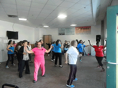 Mother's Day Heart Health Event at The Greater Humboldt Park Diabetes Empowerment Center