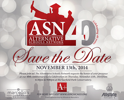 Join us in celebrating ASN's 40th Anniversary