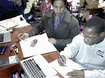 Batey Urbano After School Program help youth improve their academic performance