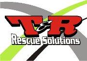 T R Logo