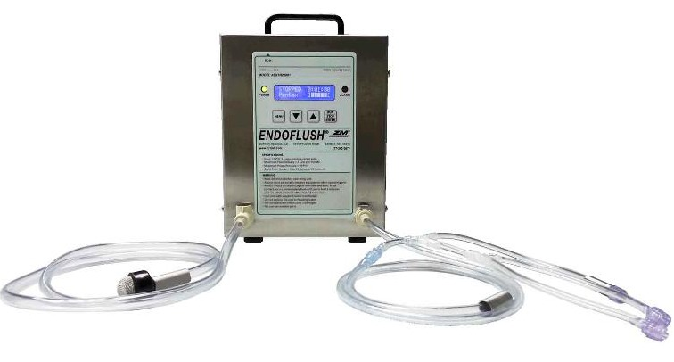 Easily Flush Scope Channels With Zutron Medical S All New
