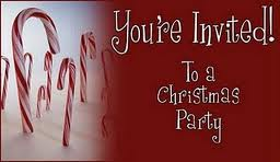 Christmas Party - you're invited