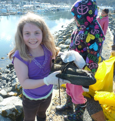 Harbor Clean-up Day