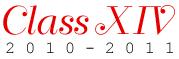 Class XIV logo