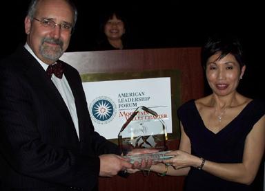 Larry Garcia & Pat Fong Kushida