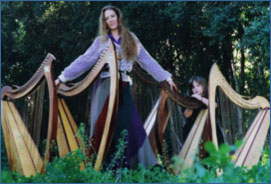 Woldsong Harps