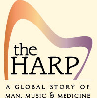 Museum of Making Music Harp Exhibition