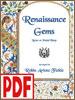 Renaissance Gems