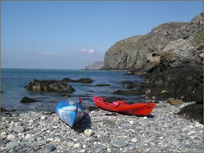 Isle of Man - Kayaks