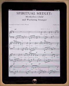 iPad Music (L)