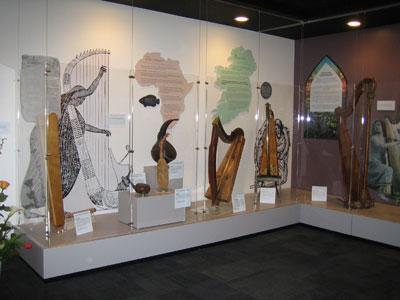 NAMM exhibit