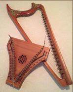 Robin Fickle harps