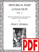 Historical Harp Vol 1