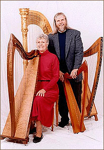 Joyce and Harper