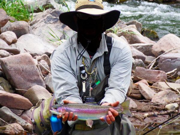 Mystery Fisherman