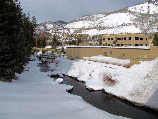 Vail  Waste Water Treatment Plant