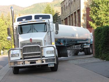 Oxygen Truck VVMC