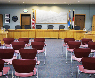 Vail Town Council Chambers