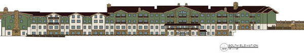 Proposed Roost Lodge Redevelopment