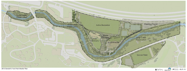 Ford Park Mater Plan, Phase II