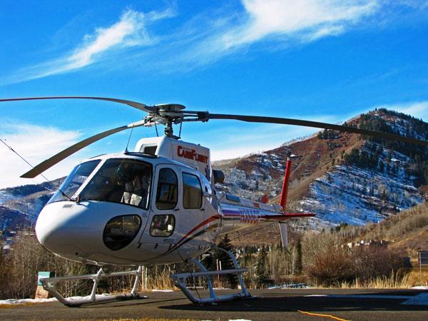 VVMC Medical Helicopter