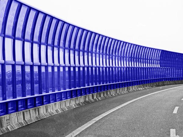 Transparent Sound Barrier