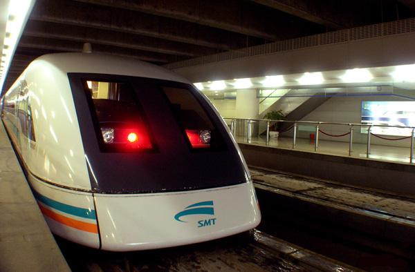 Shanghai Mag-lev Train