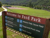 Ford Park may be new Parking Structure in Vail