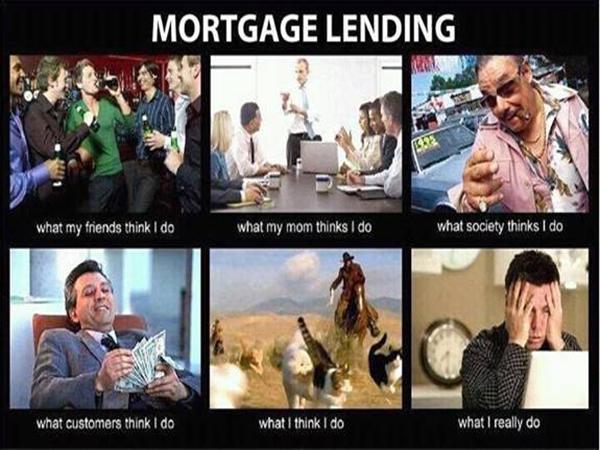 Lending Funny