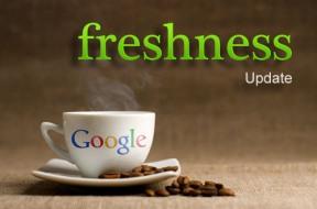 Freshness Update