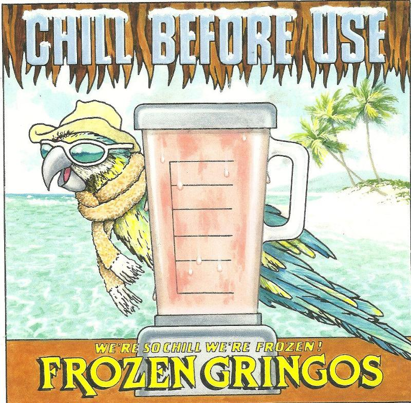 Chill Before Use CD Cover