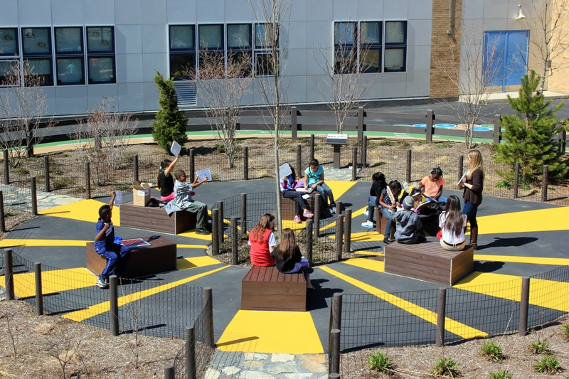 Teachers Take The Lead On Science In The Schoolyard