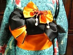 Kimono 101 - Hanhaba Obi
