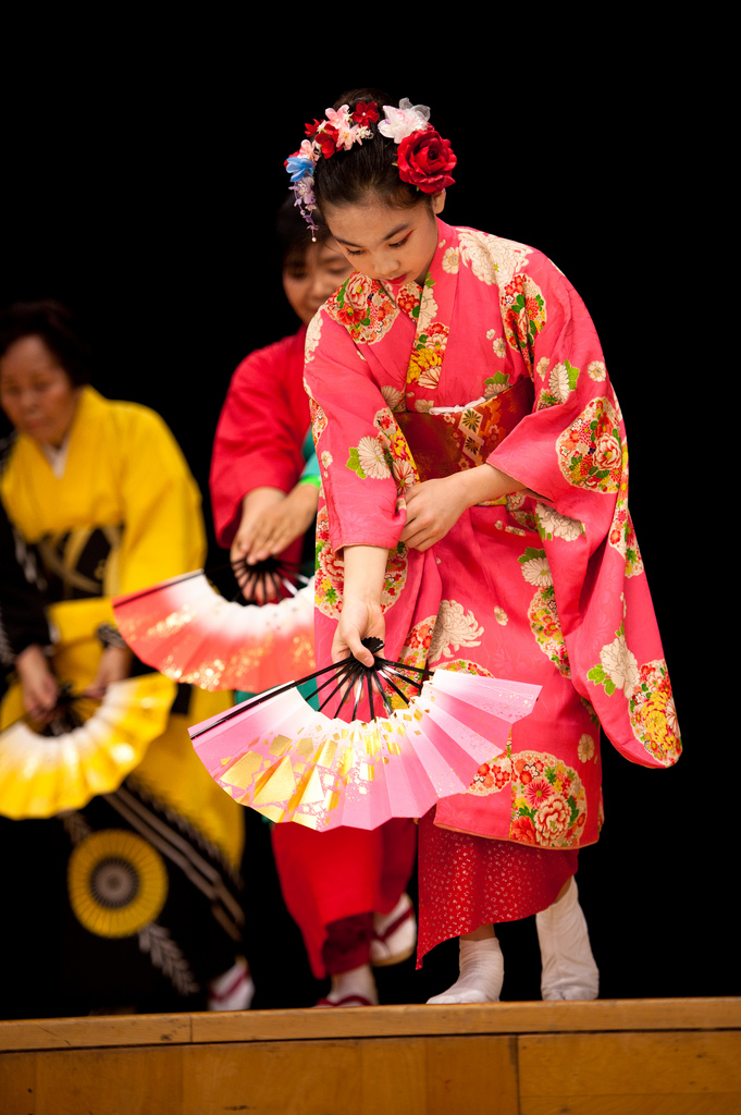 Japanese Folk Dance