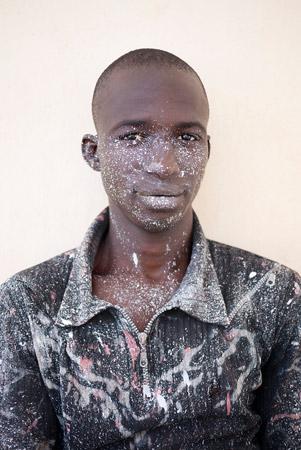 Mali portrait
