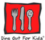 Dine Out For Kids Logo