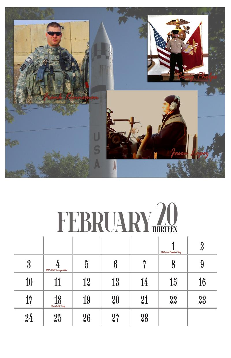 MWCC student veterans calendar