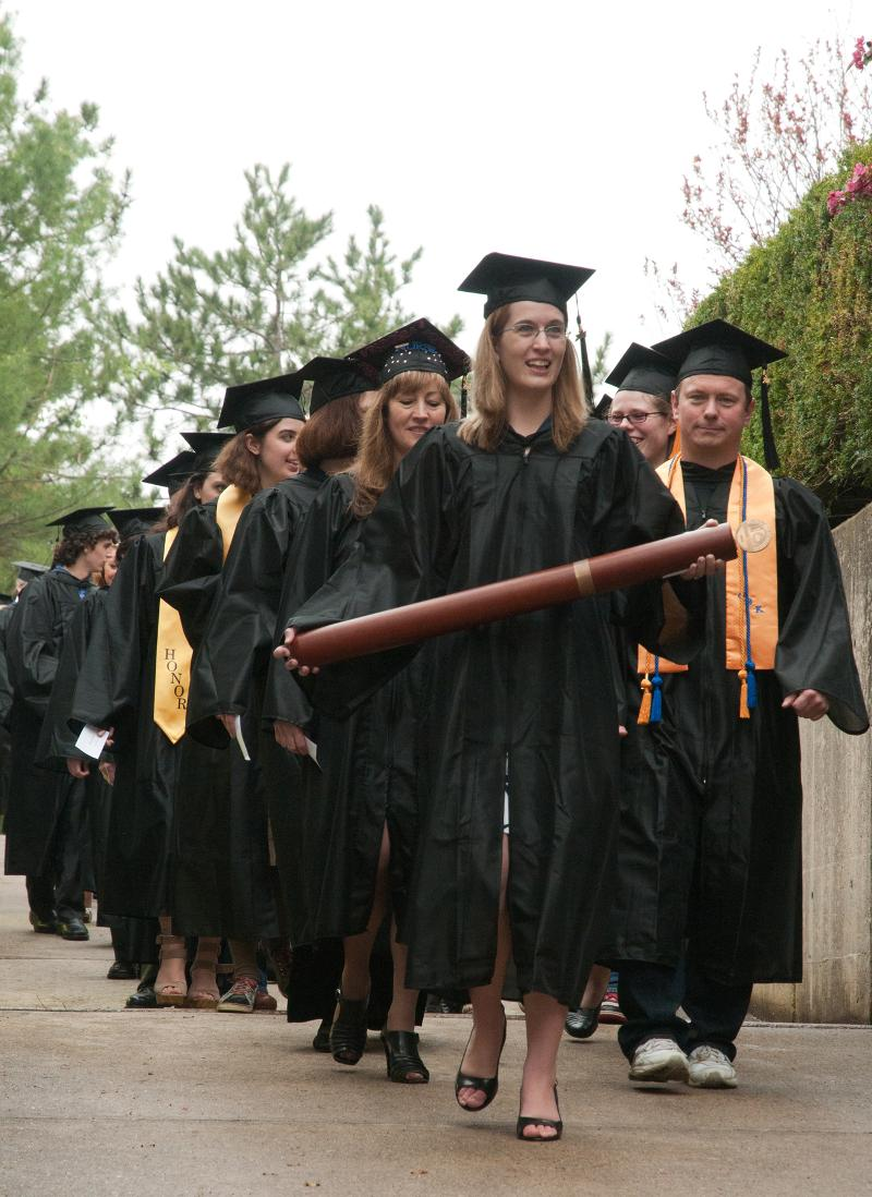MWCC's 46th Commencement