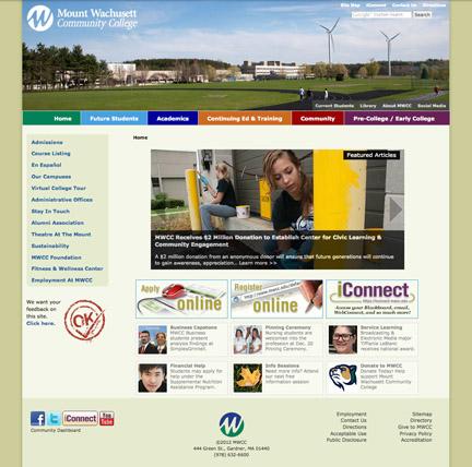 MWCC website