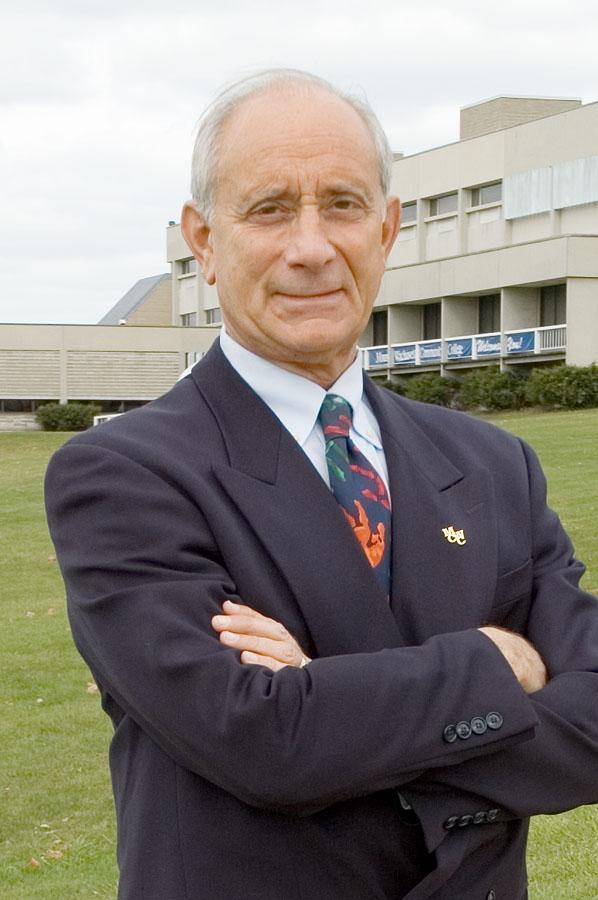President Daniel M. Asquino