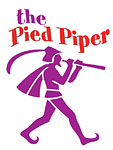 The Pied Pipper Logo