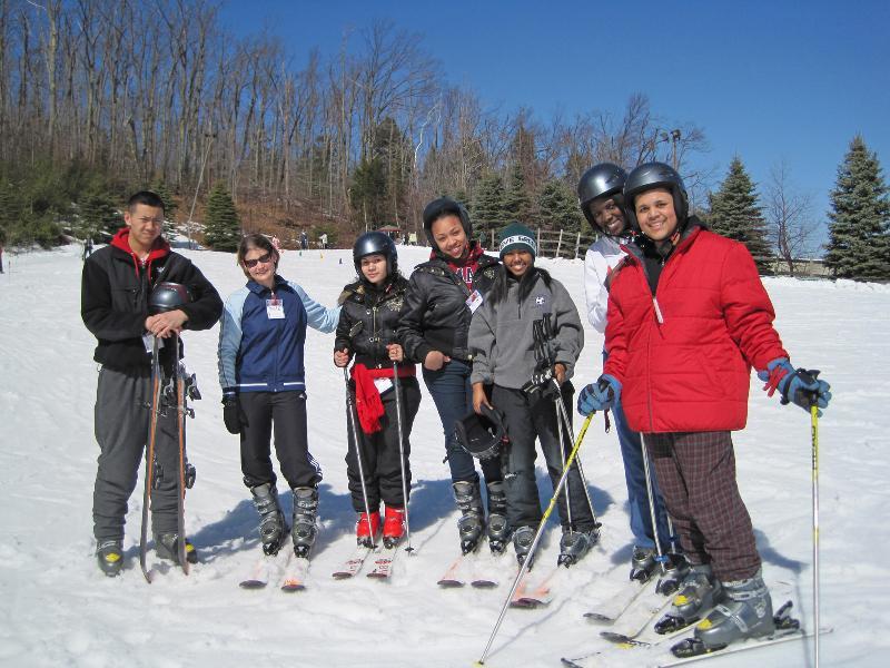 CAPP ski day