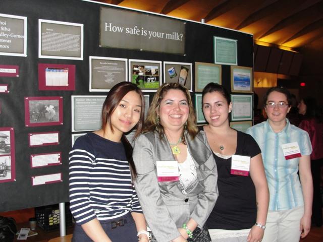 MWCC Honors Program students