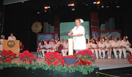 PN Pinning Ceremony