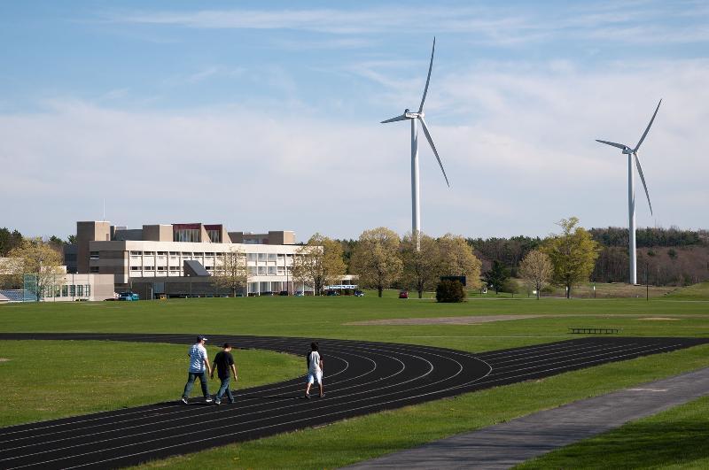 MWCC wind turbines