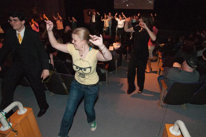 MWCC flash mob